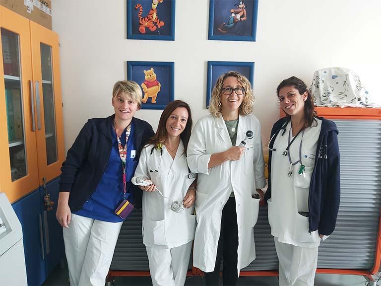 Nuovi strumenti per gli ambulatori pediatrici