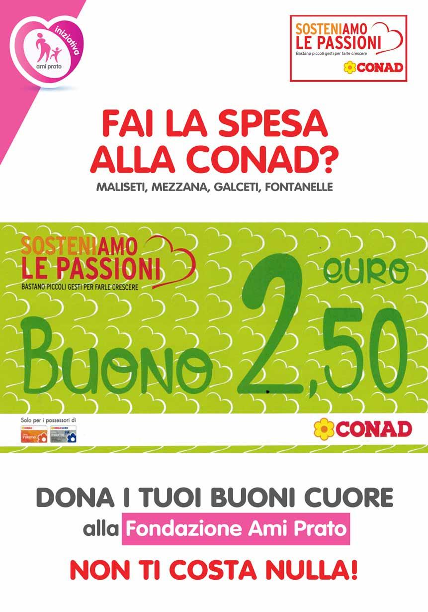 Fai la spesa alla CONAD?