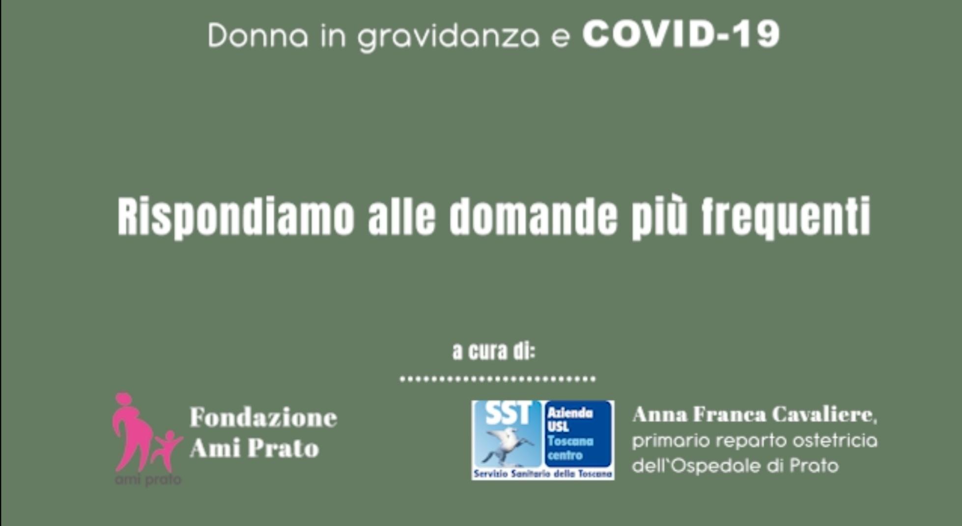 Donne in gravidanza e Covid-19