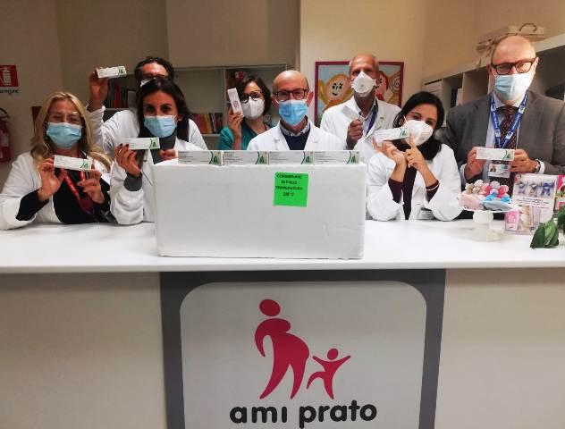 Un ambulatorio dedicato alla vaccinazione antinfluenzale per le donne in gravidanza